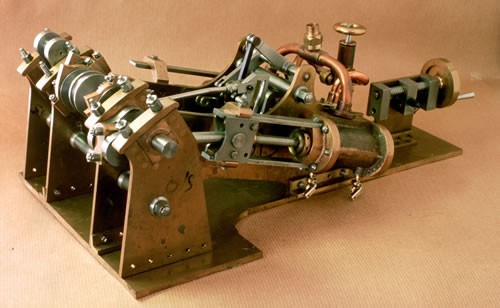Model Marine Steam Engine